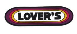 LOVER'S ステッカー【イラスト シール】