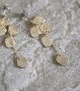 珠寶, 手錶 - SALON(サロン)真鍮プレート ピアス・TCPT-033-3621702【メール便可能商品】[M便 1/5]【レディース】【1F-W】