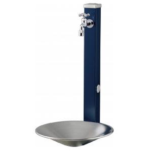 立水栓・水栓柱:ウォータースタンド・スプレスタンド70(蛇口1個セット)/シャインポットセット[W-132]【fsp2124-6f】【あす楽対応不可】【全品送料無料】