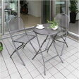 ガーデンテーブル:カフェラテ・セット(テーブル+チェアー2脚) SSN-S01[F-359]【fsp2124-6f】【あす楽対応不可】【全品送料無料】