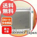 遠赤外線パネルヒーター ROSSO Japan 輻射式 暖房器具 高齢 赤ちゃん ペット 乾燥しない 電気ヒーター パネルヒーター タイマー 2018年製造モデル