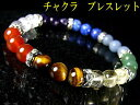 Cakra bracelet /8 horn nature stone power stone / rondelle decoration /8mm