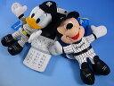 ショッピングストラップ 「39ショップ」ミッキーマウス/ドナルドダッグ/阪神タイガースコラボレーション♪携帯ストラップ