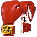 エバーラスト Everlast メンズ グローブ【1910 Boxing Gloves】RED