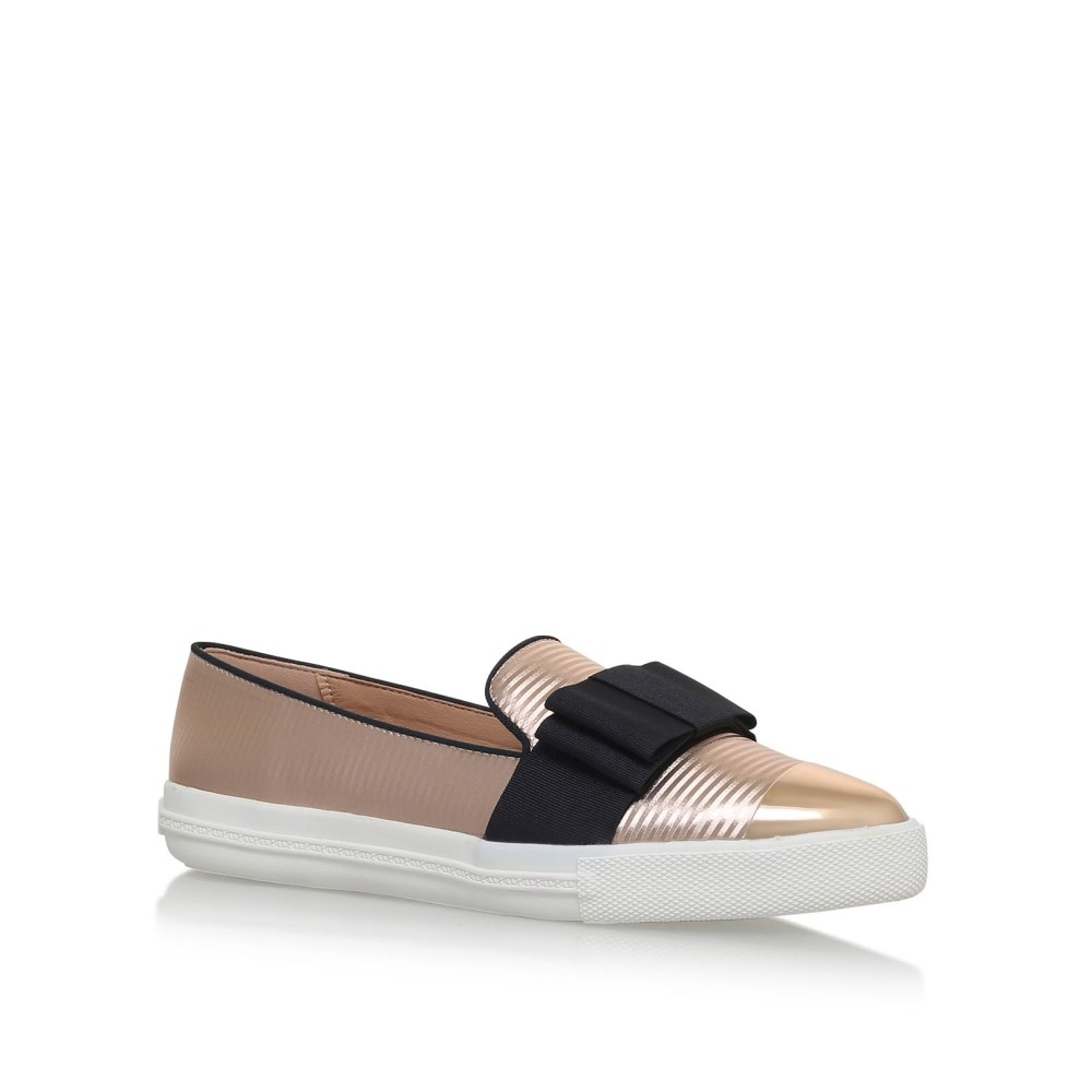 ミスケージー レディース シューズ・靴 スニーカー【Lisa Flap Slip On Sneakers】grey ミスケージー レディース シューズ・靴 スニーカー 【サイズ交換無料】ぐんま