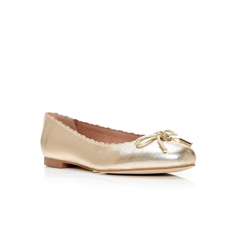 モーダインペレ レディース シューズ・靴 パンプス【Flowas Pumps】gold モーダインペレ レディース シューズ・靴 パンプス 【サイズ交換無料】