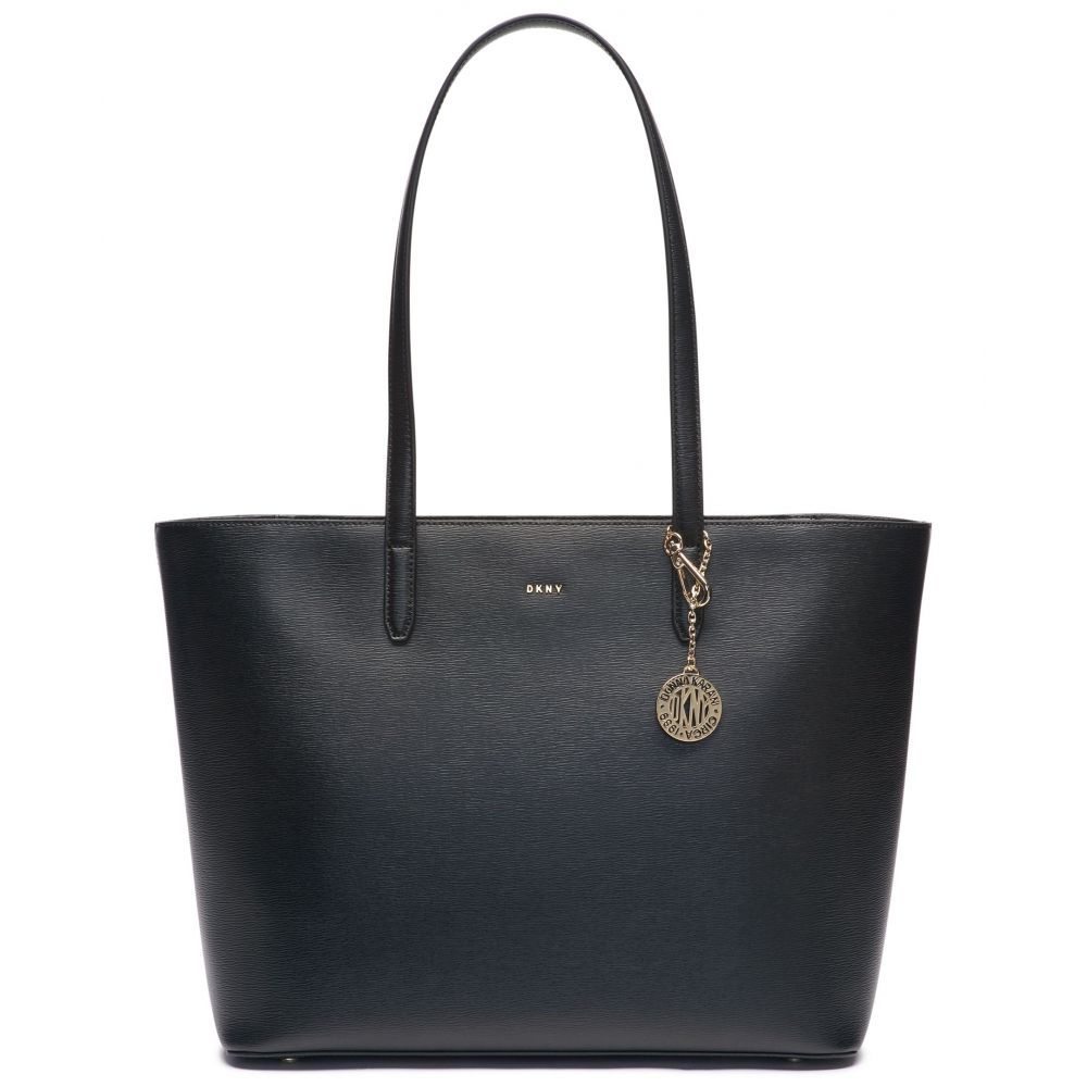 aa2fb9f6c388 ダナ キャラン ニューヨーク DKNY レディース バッグ トートバッグ【Sutton Large Shoulder Tote With  Zip】black ダナ キャラン ニューヨーク レディース バッグ ...