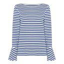 ショッピングサイズ ラルフ ローレン Lauren by Ralph Lauren レディース トップス ニット・セーター【LRL Adelaide Knit】Blue Multi