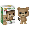 ファンコ Funko おもちゃ 【Funko POP Movies: Ted 2 - Ted With Remote Vinyl Figur...