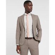 モス ブラザーズ MOSS BROS メンズ アウター スーツ・ジャケット【Moss London suit jacket in tan】Tan