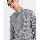 ショッピングTimberland ティンバーランド Timberland メンズ シャツ トップス【gingham long sleeve shirt】Blue
