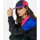 ショッピングシュレッダー コロンビア Columbia レディース 帽子 【Shredder cap in black】Black/azul/cactus