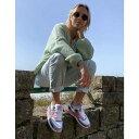 ナイキ Nike レディース スニーカー エアマックス 90 シューズ・靴【Air Max 90 White And Pink Trainers】White/particle grey
