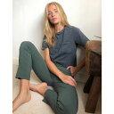 ショッピングマンゴー マンゴ Mango レディース スキニー・スリム ボトムス・パンツ【skinny stretch trousers in green】Green