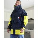 ショッピングsailing トミー ヒルフィガー Tommy Hilfiger メンズ ジャケット アウター【colourblock sailing jacket】Navy