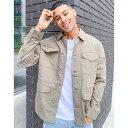 ファーラー Farah メンズ ジャケット アウター【Travis field jacket】Green