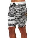【残り一点限り!】【サイズ:34inchWaist(L)】ハーレー【Hurley Phantom Block Party Cryptik 19' Board Shorts】メンズ 水着 海パン 【あす楽】