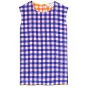 ダイアン フォン ファステンバーグ Diane von Furstenberg レディース トップス ブラウス【Plaid sleeveless silk blouse】