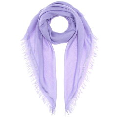 ロロピアーナ レディース マフラー・スカーフ・ストール【Cashmere and silk scarf】Light Lilac