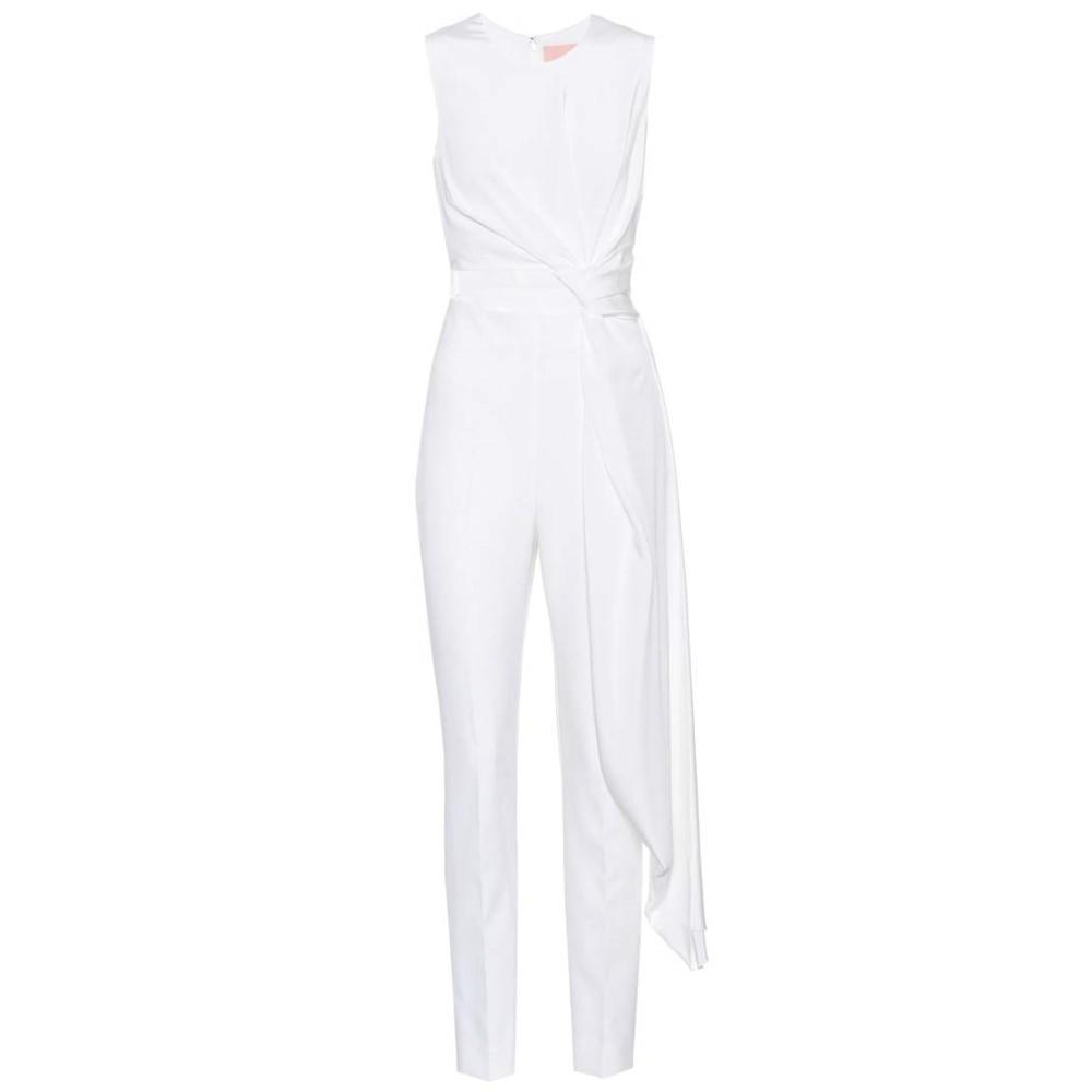 ロクサンダ レディース ワンピース・ドレス オールインワン【Crepe jumpsuit】ivory