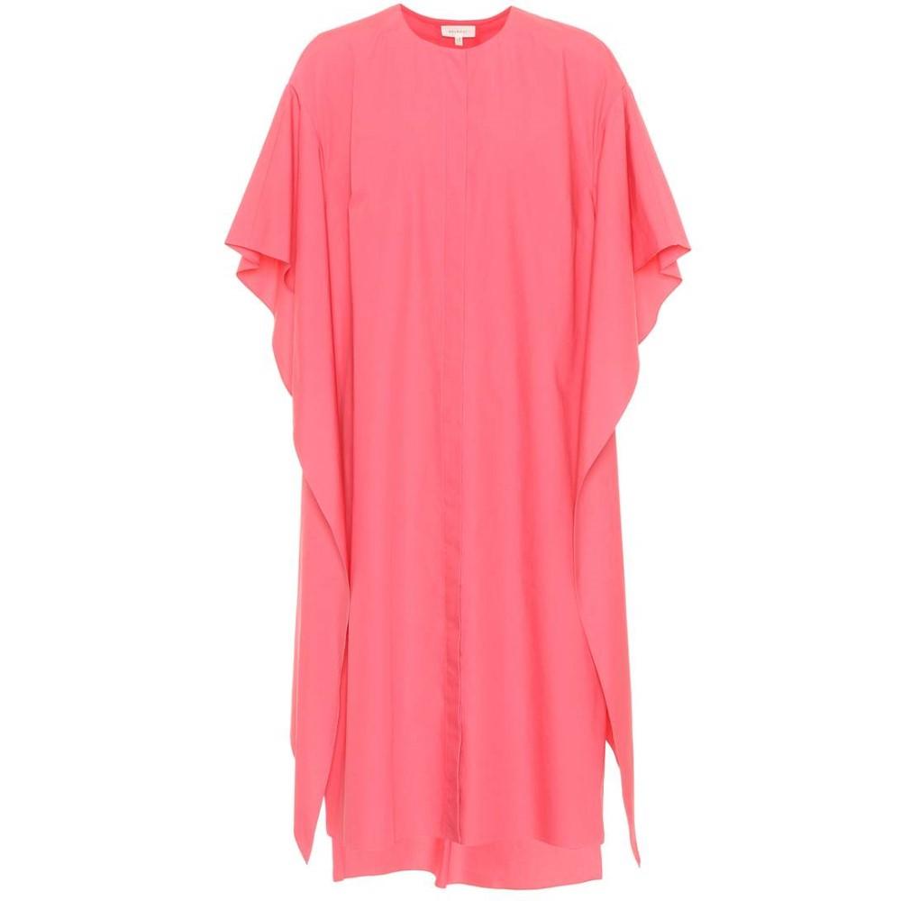 デルポゾ レディース 水着・ビーチウェア ビーチウェア【Cotton kaftan】Pink