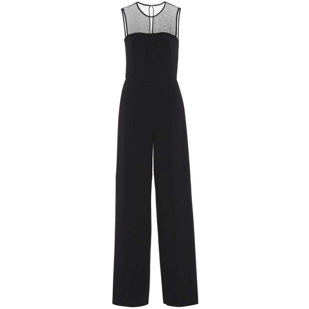 マックスマーラ レディース ワンピース・ドレス オールインワン【Cluny jumpsuit】Black