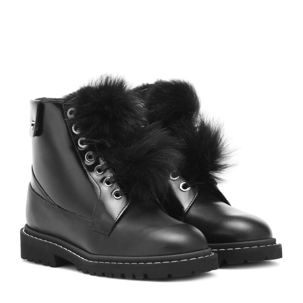 ジミー チュウ Jimmy Choo レディース シューズ・靴 ブーツ【The Voyager Snow Flat ankle boots】