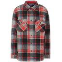 ラルフ ローレン Polo Ralph Lauren レディース トップス ブラウス・シャツ【Plaid wool shirt】grey r...