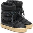 ショッピングスノーブーツ イザベル マラン Isabel Marant レディース ブーツ スノーブーツ シューズ・靴【Zimlee Padded Snow Boots】Black