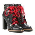 トッズ Tod's レディース シューズ・靴 ブーツ【Leather ankle boots】【10P03Dec16】