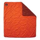 サーマレスト Thermarest ユニセックス 雑貨【Therm-a-Rest Argo Blanket】Solid Red