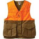 フィルソン Filson メンズ 釣り・フィッシング トップス【Upland Hunting Vest Blaze】Tan/Blaze Orange
