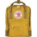 フェールラーベン メンズ バッグ バックパック・リュック【Fjallraven Kanken Mini Backpack】Ochre