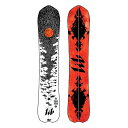 еъе╓е╞е├еп Lib Tech еце╦е╗е├епе╣ е╣енб╝бже╣е╬б╝е▄б╝е╔ е▄б╝е╔бж╚─б┌T. Rice Goldmember Split Snowboardб█