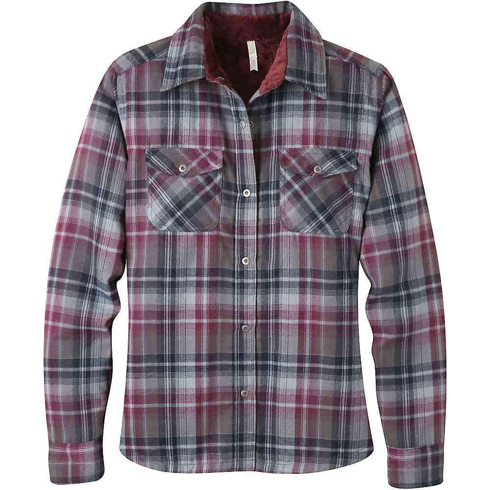 マウンテンカーキス レディース アウター ジャケット【Mountain Khakis Christi Fleece Lined Shirt】Lunar マウンテンカーキス レディース アウター ジャケット 【サイズ交換無料】