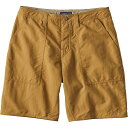 е╤е┐е┤е╦ев есеєе║ е╧еденеєе░ ежезевб┌Patagonia Wavefarer Stand Up 20 IN Shortб█Oaks Brown