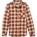 ショッピングネルシャツ ビラボン Billabong メンズ シャツ フランネルシャツ トップス【freemont flannel shirt】Rust Brown