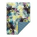 ルンプル Rumpl レディース 雑貨 ブランケット【Puffy Throw Printed Blanket】Shadow Palm