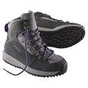パタゴニア レディース シューズ・靴 ブーツ【Patagonia Ultralight Wading Boot-Sticky】Forge Grey