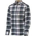 ショッピングワイシャツ フェールラーベン Fjallraven メンズ シャツ トップス【Fjallglim Shirt】Dark Blue