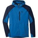 アウトドアリサーチ メンズ アウター ジャケット【Outdoor Research Ferrosi Hooded Jacket】Glacie...