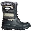 ボグス レディース シューズ・靴 ブーツ【Bogs Arcata Stripe Boot】Black Multi