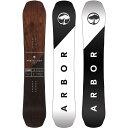 アーバー メンズ スキー・スノーボード ボード・板【Arbor Coda Camber Snowboard】 align=
