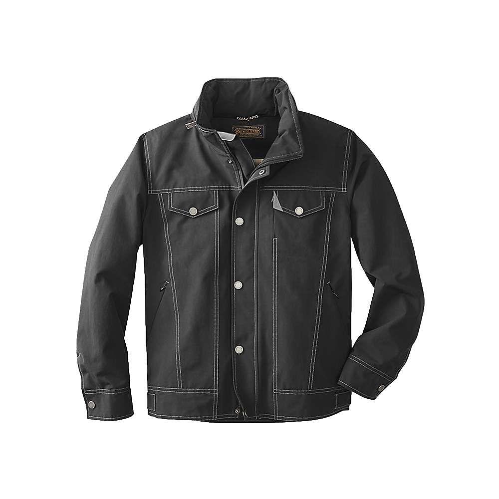 ペンドルトン メンズ アウター レインコート【Pendleton Forks Jacket】Black