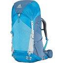 グレゴリー レディース ハイキング・登山【Gregory Maven 65L Pack】River Blue
