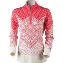 オバマイヤー レディース トップス ニット・セーター【Obermeyer Cate 1/4 Zip Sweater】ISLAND SUNSET