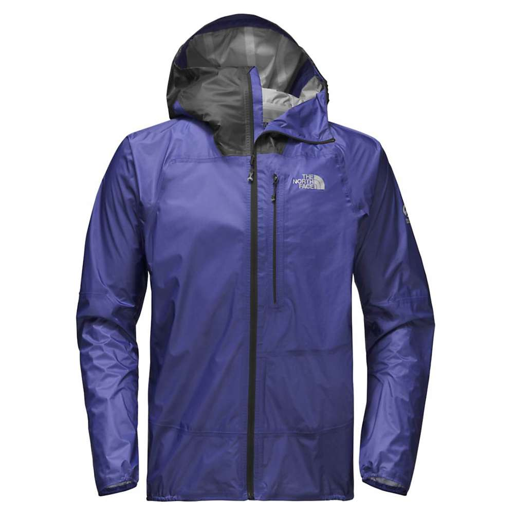 ザ ノースフェイス メンズ アウター レインコート【Summit Series L5 Ultralight Storm Jacket】Inauguration Blue / TNF Black