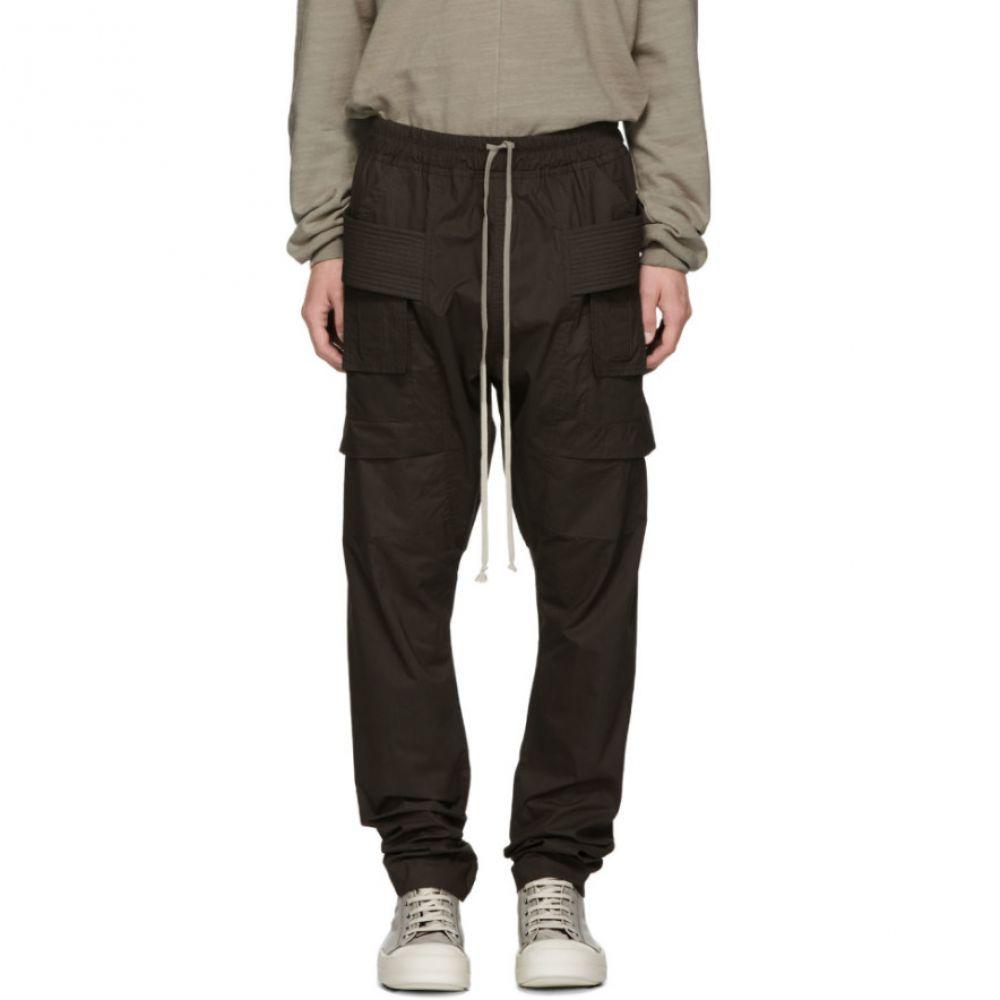 リック オウエンス Rick Owens Drkshdw メンズ ボトムス・パンツ カーゴパンツ【Grey Creatch Cargo Pants】
