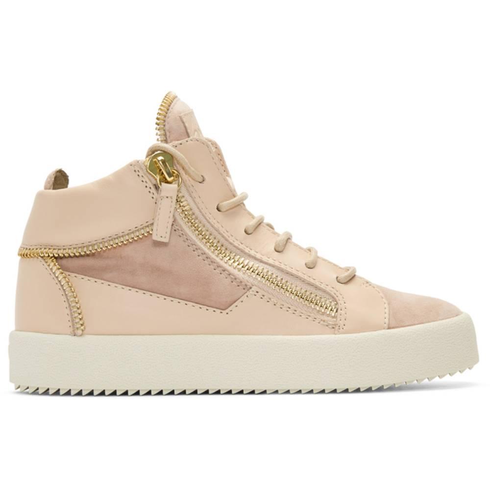 ジュゼッペ ザノッティ レディース シューズ・靴 スニーカー【Pink May London High-Top Sneakers】 ジュゼッペ ザノッティ レディース シューズ・靴 スニーカー  【サイズ交換無料】