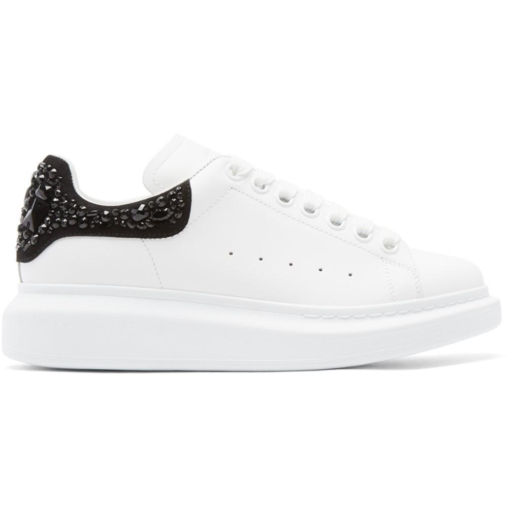 アレキサンダー マックイーン レディース シューズ・靴 スニーカー【White Gemstone Oversized Sneakers】